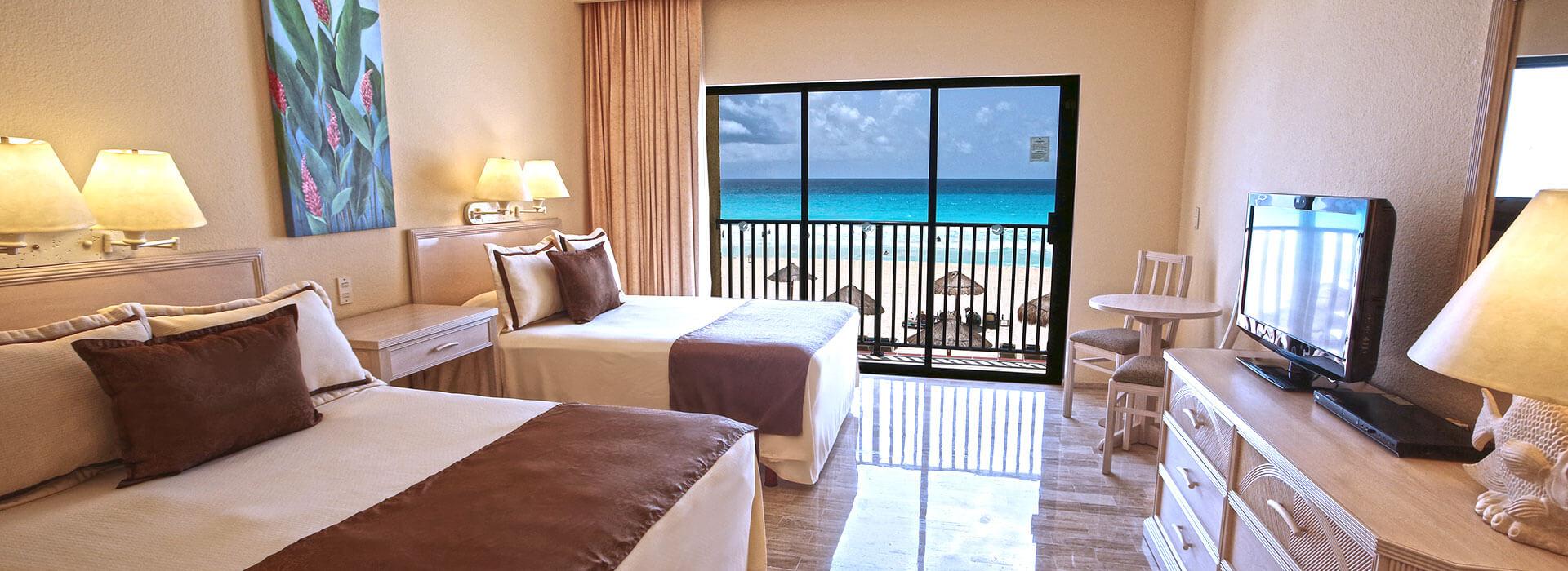 Double Junior Suite Beachfront