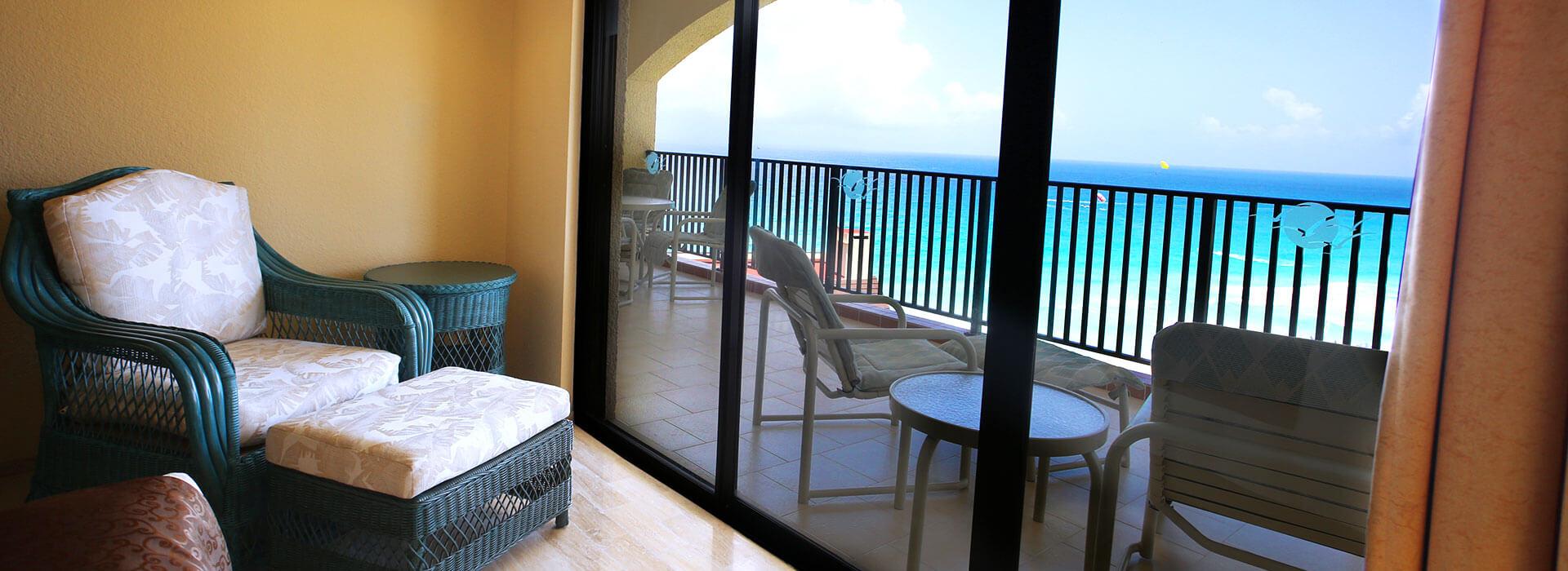 suite con terraza en cancun