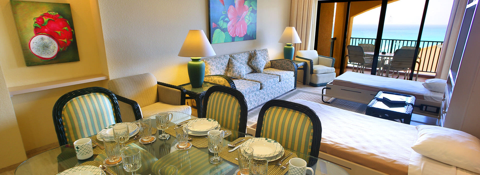cuarto familiar en hotel de cancún