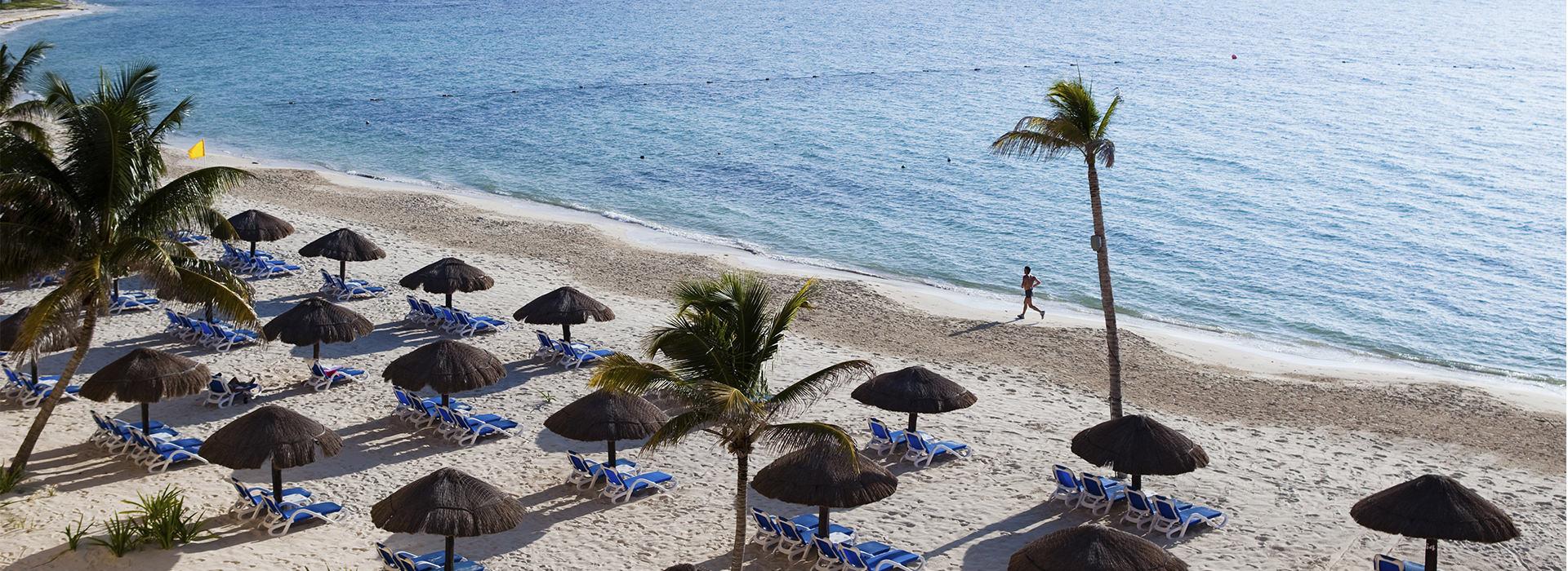 Hoteles todo incluido en Playa del Carmen