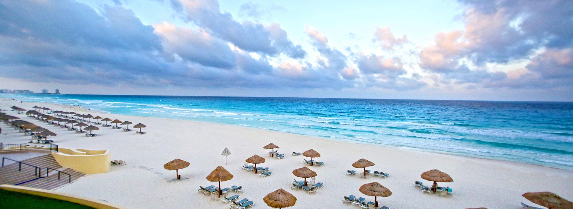 hotel en Cancún con gimnasio