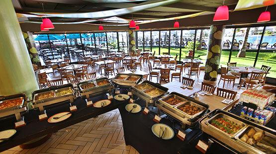 hotel en cancun con restaurante internacional
