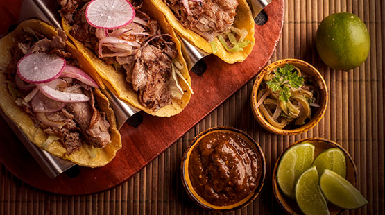 restaurante de comida mexicana en Cancun