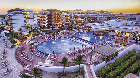 Resort to enjoy Riviera Maya all inclusive vacations with all family