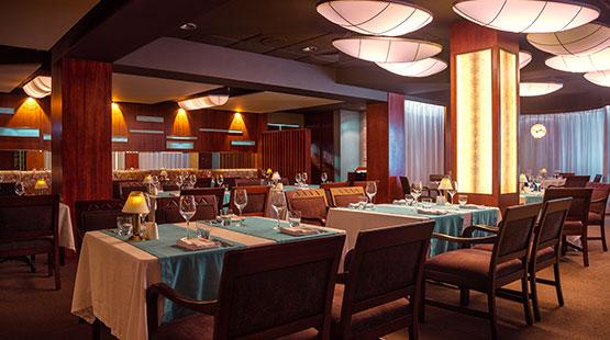 los mejores restaurantes en hoteles de Cancún