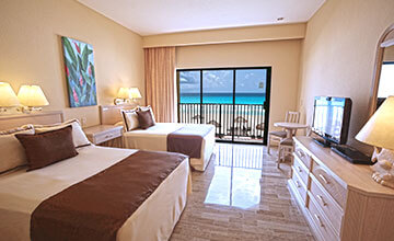 Double Junior Suite Beachfront