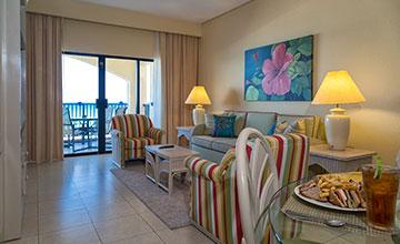amplia suite en Cancún